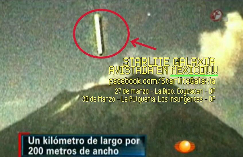StarliteGalaxia en México
