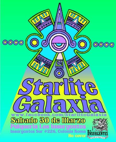 StarliteGalaxia - La Pulquería