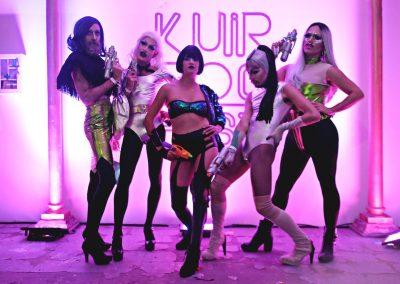 Kuir Bog Fest 2016 - StarliteGalaxia Ft. Mis Amigas Drag