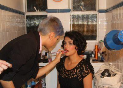 Maquillaje de Nadia Kosh